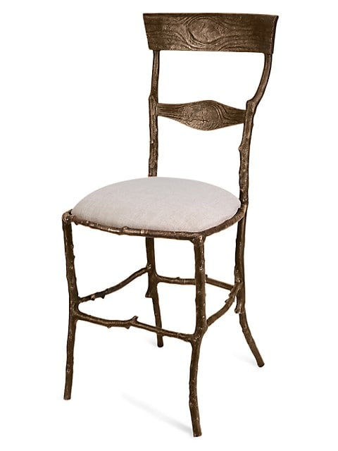 Enchanted Forest Oxidized Chair