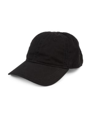 Solid Baseball Cap by Lacoste