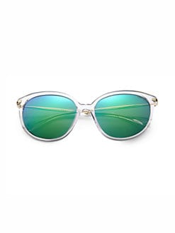 3c18eed1d36 QUICK VIEW. Jimmy Choo. Acetate Round Sunglasses
