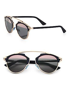 2161ae3fa096 Dior - So Real 48MM Pantos Sunglasses - saks.com