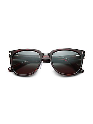 86b345b1ead13 Tom Ford - Rock 55MM Square Sunglasses