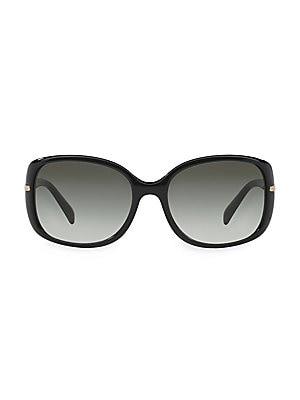 c132d9296c16 Prada - 55mm Baroque Round Sunglasses - saks.com