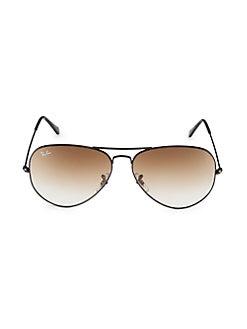 025c61baef Product image. QUICK VIEW. Ray-Ban. 62MM Original Metal Aviator Sunglasses