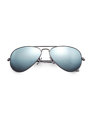 feeae5ac2f4 Ray-Ban - 58MM Original Aviator Sunglasses - saks.com