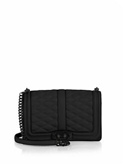 Rebecca Minkoff - Quilted Love Crossbody Bag
