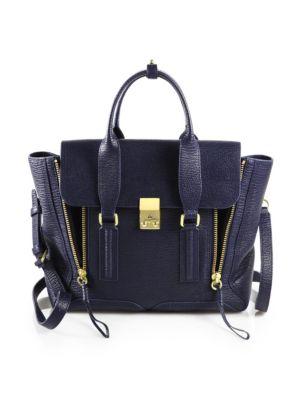 184c768496a9 3.1 Phillip Lim - Medium Pashli Leather Satchel - saks.com