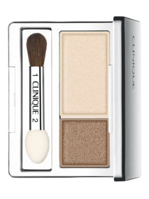 Clinique Women's All About Shadow Duos In Neutrals