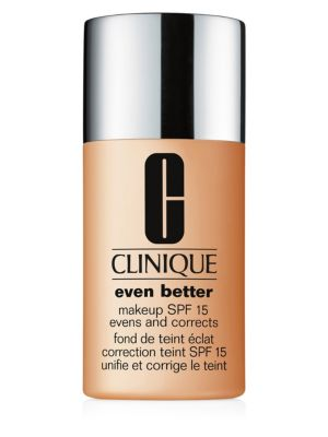 Clinique Women's Even Better™ Makeup Broad Spectrum Spf 15 In Wn 76 Toasted Wheat