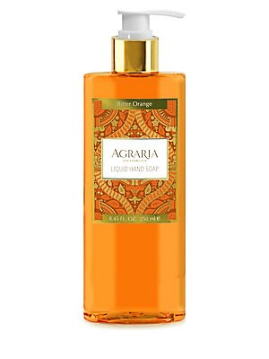 Image of Agraria Bitter Orange Liquid Hand Soap. For sale at Saks Fifth Avenue department store.