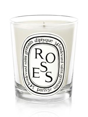 Roses Scented Mini Candle / 2.4 oz.