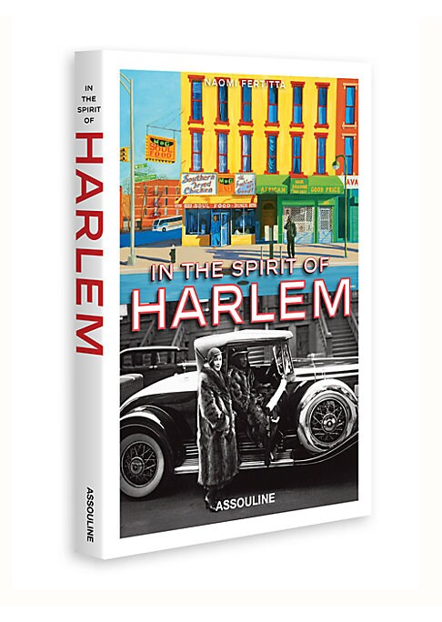 """Image of A beautifully illustrated piece, this book by Naomi Fertitta will take you through a gripping narrative of New York's harem culture, ranging from its colorful architecture to lively neighborhoods. Hardcover with jacket.8""""x11"""".Imported."""