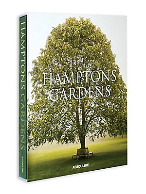 "Image of Containing 155 illustrations of the lovely Hamptons Gardens, this is volume is an absolute visual treat for those who love exotic gardens. Hardcover 268 pages 10.43"" X 13.19"" Imported. Gifts - Books And Music. Assouline."