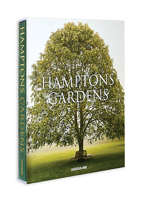 """Image of Containing 155 illustrations of the lovely Hamptons Gardens, this is volume is an absolute visual treat for those who love exotic gardens. Hardcover.268 pages.10.43"""" X 13.19"""".Imported."""
