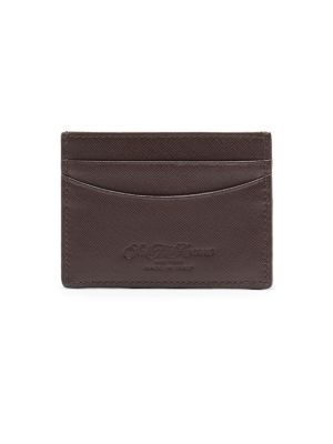 Saks Fifth Avenue  COLLECTION Leather Credit Card Case