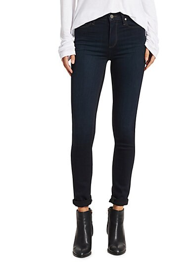 PAIGE Denims Hoxton Transcend High-Rise Ultra Skinny Jeans