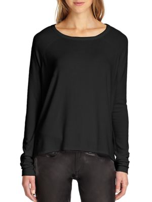 Camden Long-Sleeve Tee by rag & bone/JEAN