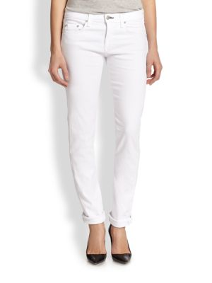 The Dre Skinny Boyfriend Jeans plus size,  plus size fashion plus size appare