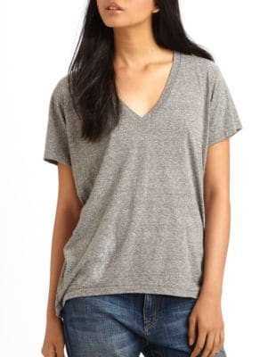 The V-Neck Tee by Current/Elliott