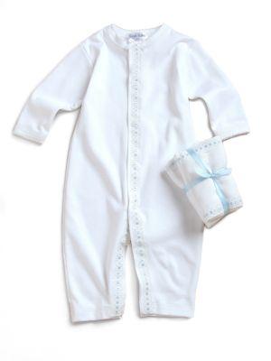 Infants TwoPiece Burp Pad Set