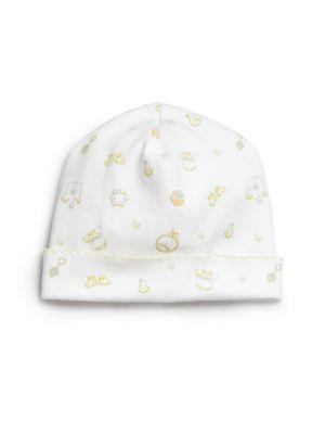 Babys Cotton Baubles Hat