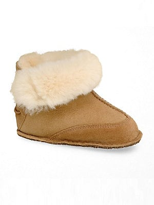 330c7f9297f Ugg - Baby's Fleece-Lined Sheepskin Boo Boots