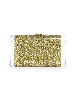 f3a65aea4a Crystal-Embellished Skull Pillbox. $695.00 · Lara Acrylic Clutch GOLD.  QUICK VIEW. Product image