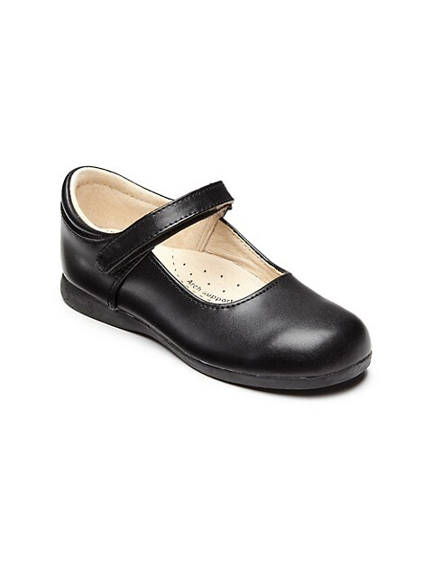 Infant's, Toddler's, & Kid's Liz Leather Mary Jane