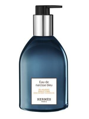 Hermes Women's Eau De Narcisse Bleu Hand & Body Cleansing Gel In Blue
