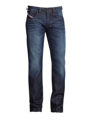 Larkee Straight-Leg Jeans