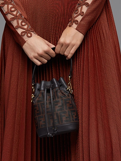 25deba31cf4b Fendi The Pre-Fall 2019 Collection