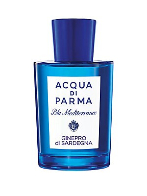 Image of A natural icon that encompasses all of the unique beauty of the Italian Mediterranean. The unique scent of the maquis is perfectly captured in this energetic fragrance. Ginepro di Sardegna opens with a blend of juniper, bergamot and spices. Heart notes of