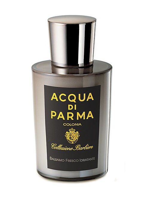 Image of Acqua di Parma combines its distinguished heritage of artisan craftsmanship with the expertise of master Italian barbers to redefine grooming rituals for the modern gentleman. Unscented and alcohol free, this lightweight formula absorbs quickly to calm sk