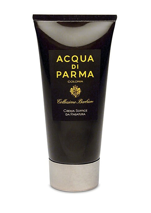 Image of Acqua di Parma combines its distinguished heritage of artisan craftsmanship with the expertise of master Italian barbers to redefine grooming rituals for the modern gentleman. This soft, creamy texture is suitable for use with or without a shaving brush.