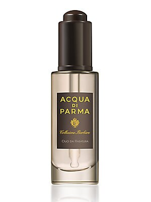 Image of Acqua di Parma combines its distinguished heritage of artisan craftsmanship with the expertise of master Italian barbers to redefine grooming rituals for the modern gentleman. This unscented pre-shave treatment forms a protective barrier against the skin.