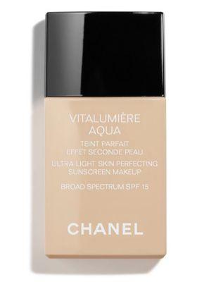 VITALUMIERE AQUA Ultra-Light Skin Perfecting Sunscreen Makeup Broad Spectrum SPF 15