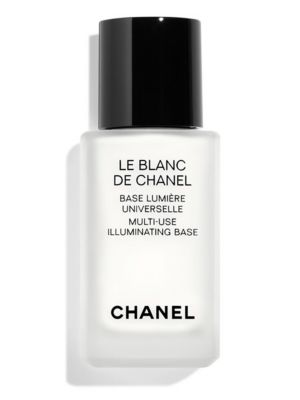 LE BLANC DE CHANEL Multi-Use Illuminating Base