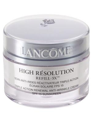 Lanc Me High Resolution Refill 3x Triple Action Renewal Anti Wrinkle Cream