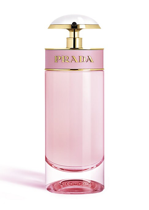 Image of Prada's latest fragrance is Wondrous and sophisticated, unlike any other. A myriad of floral notes come together to create a scent full of life and vitality as Candy herself. Made in Spain.
