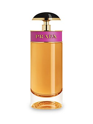 Image of Prada Candy is instantly seductive - pure pleasure wrapped in impulsive charm. In an explosion of shocking pink and gold, Prada Candy takes us on a walk on the wild side, showing us a new facet of Prada femininity where more is more and excess is everythi