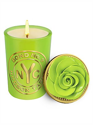 Image of ONLY AT SAKS. Bond No. 9's springtime scents are always about new beginnings. But our dewy fresh spring 2014 eau de parfum celebrates a new beginning that hasn't even begun yet. Its name? Hudson Yards. Notes: Wet Petals of Lily of the Valley, Sparkling Fr