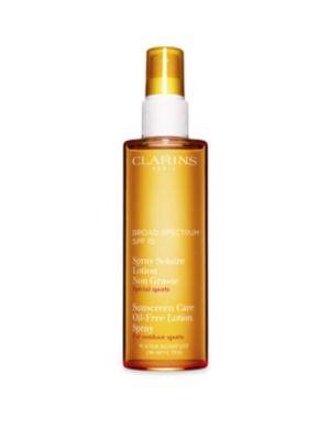 Clarins Sunscreen Spray Oil-Free Lotion SPF 15/5 oz.