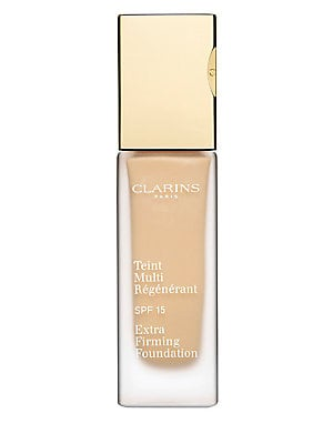 Image of A new generation formula boosted with skin-tightening ingredients and SPF benefits. This rich, comfortable foundation combines two new and powerful plant ingredients with age-control properties. The complexion is smoother, more radiant and appears more ev
