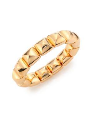 VHERNIER Pan Di Zucchero 18K Rose Gold Bracelet