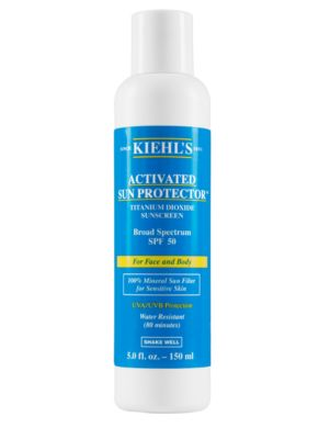 Kiehl's Since 1851 Activated Sun Protector Sunscreen for Body SPF 50/5 oz.