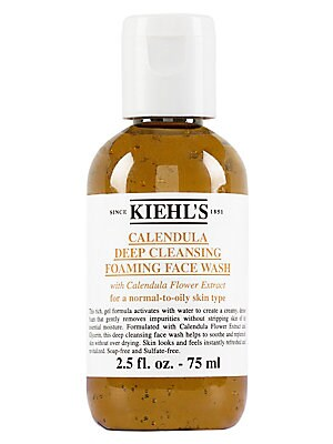 Calendula Deep Cleansing Foaming Face Wash by Kiehl's Since 1851