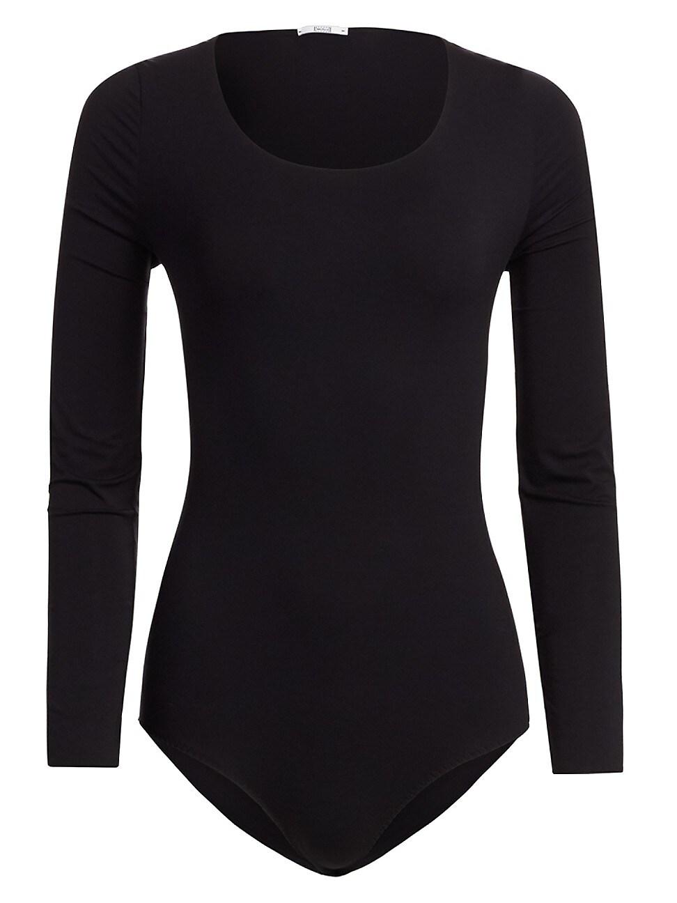 Wolford Women's Pure Bodysuit In Black