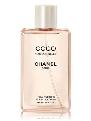COCO MADEMOISELLE Velvet Body Oil Spray/6.8 oz.