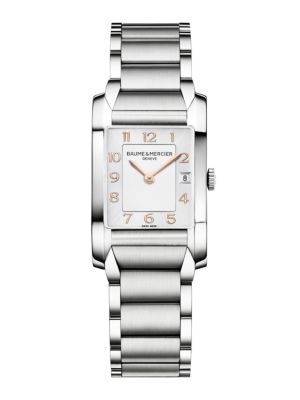 Hampton 10049 Stainless Steel Bracelet Watch
