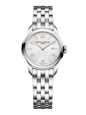 Clifton 10175 Stainless Steel Bracelet Watch