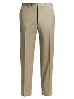 2687c564a047 Wool Pants TAN. QUICK VIEW. Product image